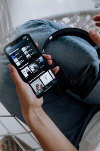 come entrare nelle playlist di spotify - le playlist algoritmiche